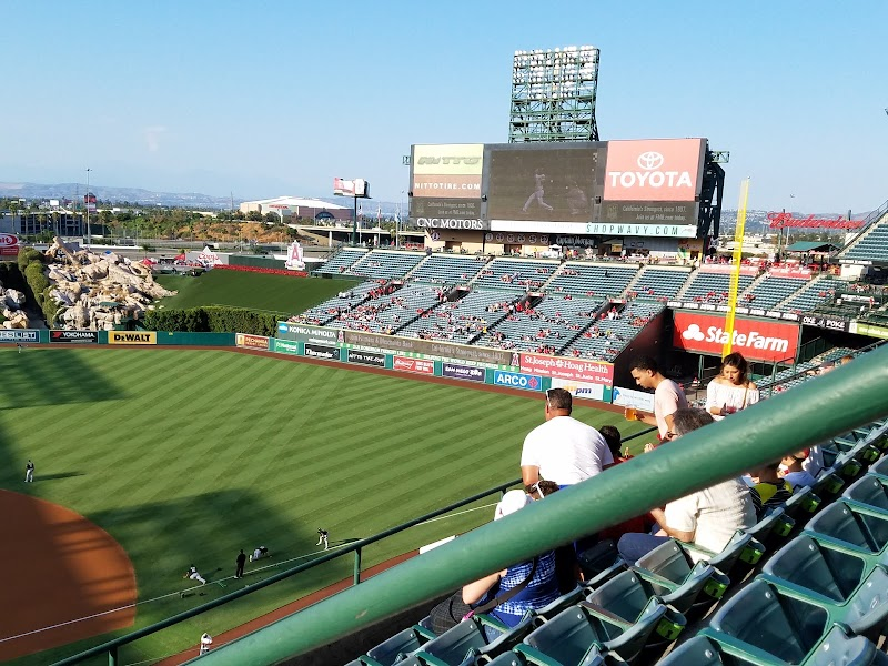 Fotografija – Angel Stadium of Anaheim