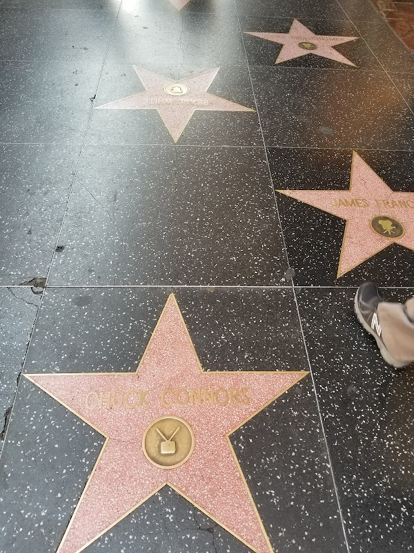 Fotografija – Hollywood Walk of Fame